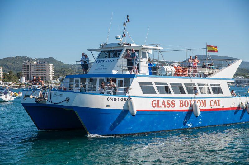 Sunset Boat trips in Ibiza