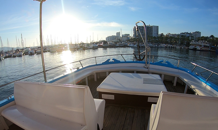 Ibiza catamaran trips